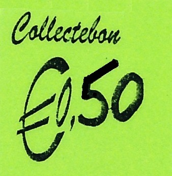 Collectebonnen € 0,50 (per 20)