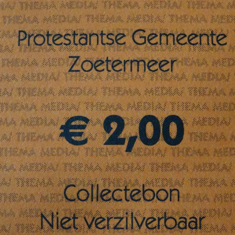 Collectebon 2 euro